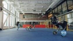 Як в Boston Dynamics вчили танцювати роботів. Відео