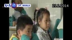 Trung Quốc nới lỏng chính sách một con (VOA60)