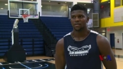 外籍球员在美高校篮球联赛崭露头角