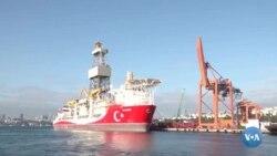 Turkiya va Gretsiya muzokara stoliga qaytadi