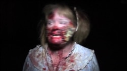 Haunted House Attraction in Virginia Brings Out Screams