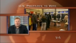 ON THE LINE: U.S. Prepares to Vote