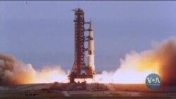 Місяць, Марс: американські астронавти поділилися думками щодо майбутнього космічних подорожей. Відео