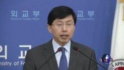 韩国欢迎奥巴马签署制裁朝鲜新法案