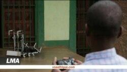 Des Centrafricains à Dubaï pour un concours de robotique