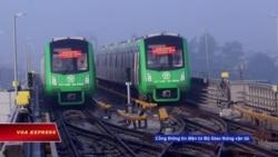 Tuyến đường sắt vay vốn Trung Quốc lại lỗi hẹn khai trương