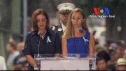 Amerika'da 11 Eylül Saldırılarında Ölenler Anıldı