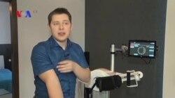 Robô Fisioterapeuta