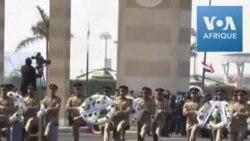 Mort de Moubarak: des obsèques militaires et trois jours de deuil national