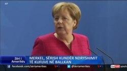 Merkel sërish kundër ndryshimit të kufijve në Ballkan