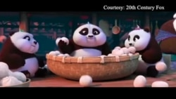 美国万花筒:超萌《功夫熊猫3》刷新中国多项票房记录