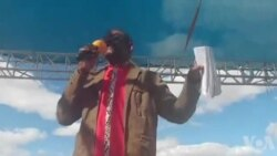 MDC Alliance's Bheki Sibanda Campaigning for 2018 Parly Seat