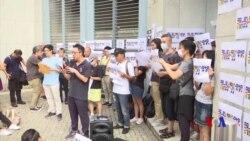 中國承認拘留英國駐香港領事館一僱員