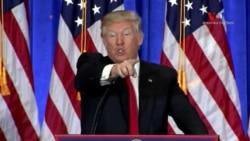 Trump CNN Muhabirinin Soru Sormasına İzin Vermedi