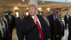 """Trump: Reportes sobre despido de Mueller son """"noticias falsas"""""""