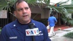 En condiciones precarias salen los cubanos al mar