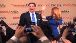 Rubio raja a Obama en política exterior