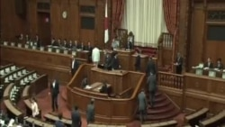 日本政府努力推動安保法通過參議院