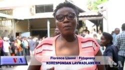 Ayiti: Plizyè Sitwayen Kanpe nan Liy Byen Long Devan DGI pou Vin Fè Paspò
