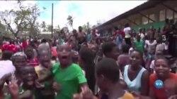 Moçambique, Beira e o drama da ajuda