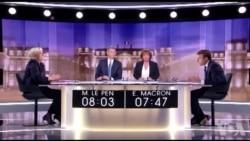 Retour sur le débat Macron Lepen (vidéo)