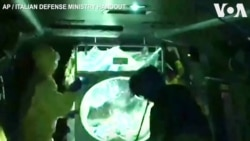 Ý vận chuyển bệnh nhân Covid-19 bằng máy bay