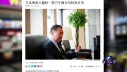 焦点对话:王健林撇清习近平家族,适得其反?