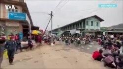 Эскалация в Мьянме