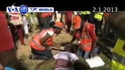 13 người bị đè bẹp chết tại Angola (VOA60)
