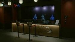 Hotel Canggih dengan Staf Robot