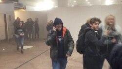 Escenas de caos en el aeropuerto y metro de Bruselas