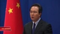 Trung Quốc đòi Mỹ đình chỉ các chuyến bay trinh sát