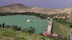 A Small Oasis on Kabul's Outskirts Provides Relief From Security Tensions