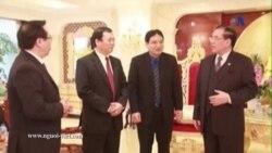 Truyền hình vệ tinh VOA Asia 3/3/2015