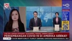 Penanganan Pandemi Covid-19 di Amerika dan Perang Dingin AS-China