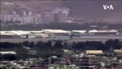 喀布爾國際機場受火箭彈攻擊 白宮稱撤離行動未中斷