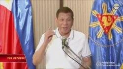 Tổng thống Philippines: Bạo loạn trong dịch COVID-19 sẽ bị bắn chết