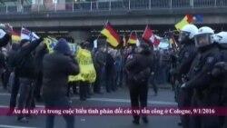 Di dân bị tấn công sau những vụ tấn công tình dục ở Đức