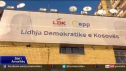 Kosovë, LDK kërkon që oferta e saj të jetë pjesë e marrëveshjes me Vetëvendosjen