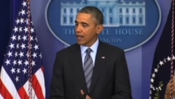 Obama Opposes Crimea Referendum, Orders Sanctions