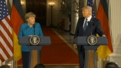 Merkel: 'Hope We Can Resume' US-EU Trade Agreement Talks