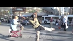 OMG!美语 NYC Street Performers