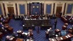 Справа імпічменту президента Трампа офіційно передана на розгляд Сенату. Відео