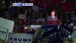 VOA60 DUNIYA: USA Wasu Mata Sun Zargi Dan Takarar Shugaban Kasa Donald Trump Na Jam'iyyar Republican Da Neman Yin Lalata Dasu