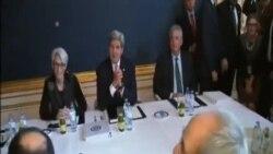 克里加緊與伊朗的談判步伐
