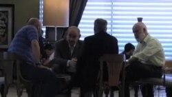 週一同時舉行三次會談設法結束敘利亞危機