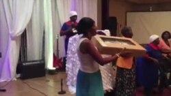 Abesifazane Benze Umhlangano weWomen of Dominion International