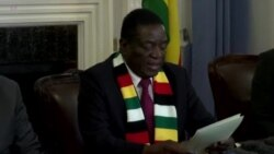 Opposition Leader Has Crucial Role To Play, Says Zimbabwe President, Calls for Peace