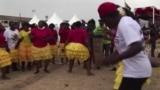 Abantu abangene umhlangano kaNkosikazi Grace Mugabe