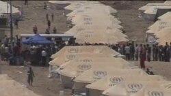 救援團體敦促世界領袖更多援助敘利亞難民